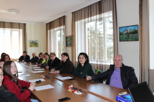 With the EU support, training in Ecotourism and Agritourism has been conducted in Khulo municipality