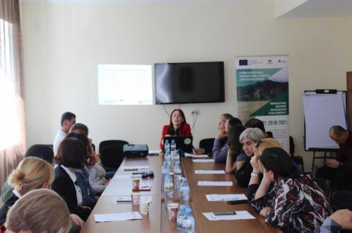 Khulo Local Action Group created with the EU financial support will retrain 13 guesthouse operators