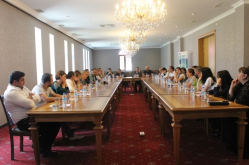 Khulo Local Action Group visited Kazbegi to Share Experience in Rural Development